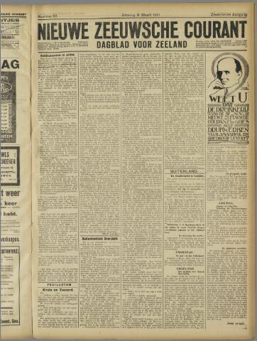 Nieuwe Zeeuwsche Courant 1921-03-08