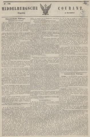 Middelburgsche Courant 1851-11-04
