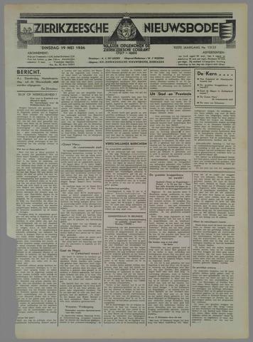 Zierikzeesche Nieuwsbode 1936-05-19