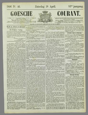 Goessche Courant 1896-04-18