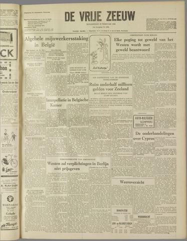 de Vrije Zeeuw 1959-02-19