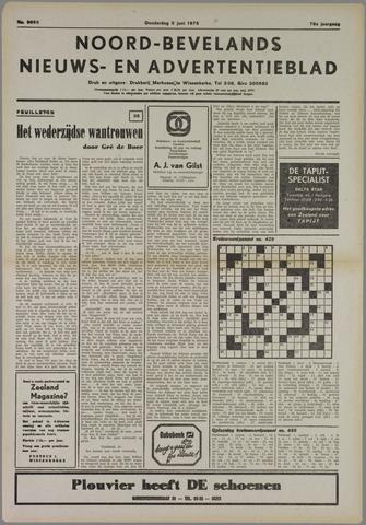 Noord-Bevelands Nieuws- en advertentieblad 1975-06-05