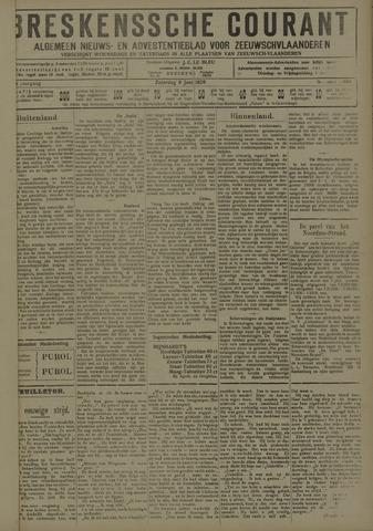 Breskensche Courant 1928-06-09
