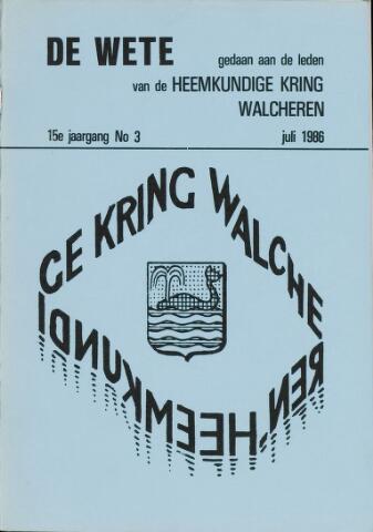de Wete 1986-07-01