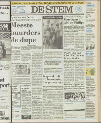 de Stem 1982-06-19
