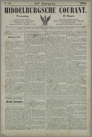 Middelburgsche Courant 1884-03-19