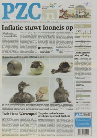 Provinciale Zeeuwse Courant 2008-08-15