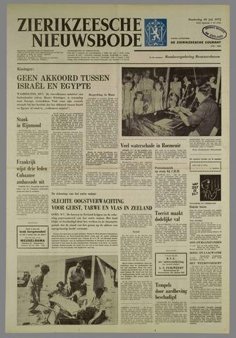 Zierikzeesche Nieuwsbode 1975-07-10