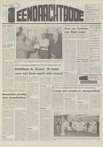 Eendrachtbode (1945-heden)/Mededeelingenblad voor het eiland Tholen (1944/45) 1989-05-18