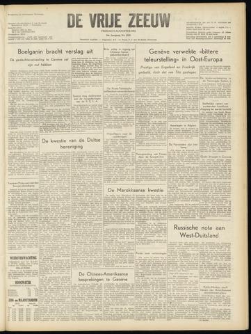 de Vrije Zeeuw 1955-08-05