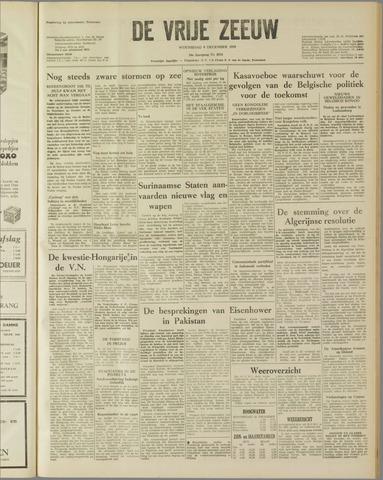 de Vrije Zeeuw 1959-12-09