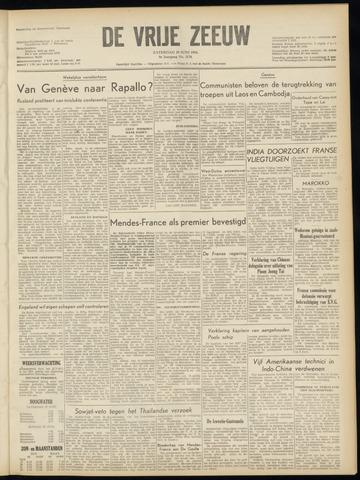 de Vrije Zeeuw 1954-06-19