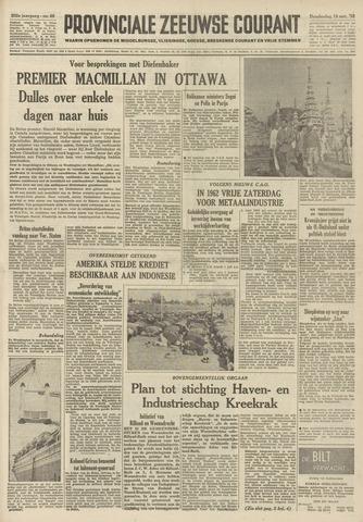 Provinciale Zeeuwse Courant 1959-03-19