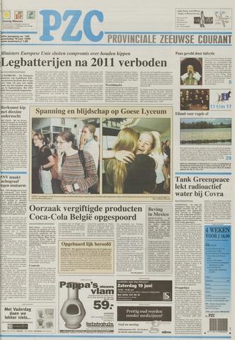 Provinciale Zeeuwse Courant 1999-06-16