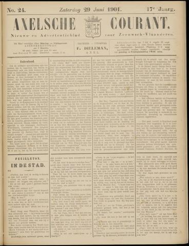 Axelsche Courant 1901-06-29