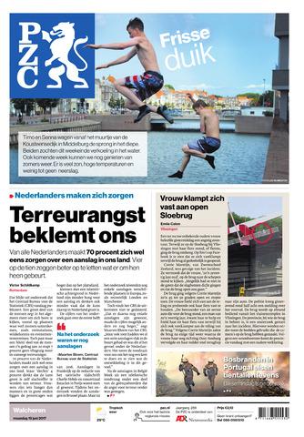 Provinciale Zeeuwse Courant 2017-06-19