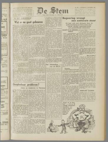 de Stem 1945-10-13