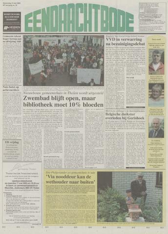Eendrachtbode (1945-heden)/Mededeelingenblad voor het eiland Tholen (1944/45) 2004-05-13