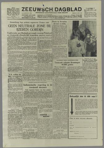 Zeeuwsch Dagblad 1953-09-25