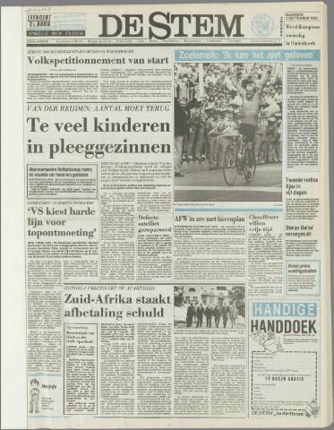 de Stem 1985-09-02