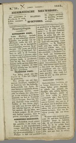Zierikzeesche Nieuwsbode 1844-10-28