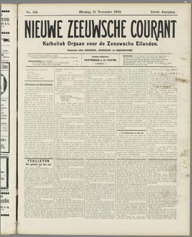 Nieuwe Zeeuwsche Courant 1905-11-14