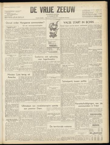 de Vrije Zeeuw 1955-07-06