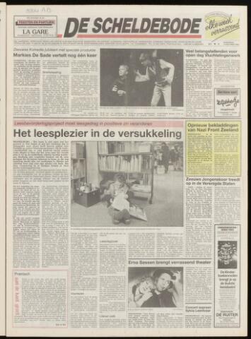 Scheldebode 1993-10-13