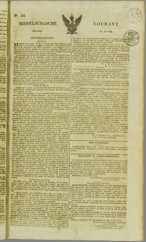 Middelburgsche Courant 1825-07-23