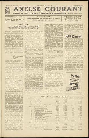 Axelsche Courant 1961-10-28