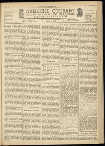 Axelsche Courant 1945-02-23