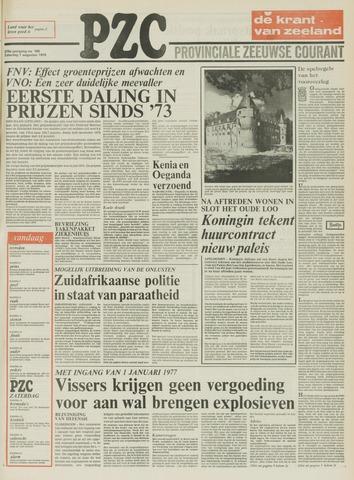 Provinciale Zeeuwse Courant 1976-08-07