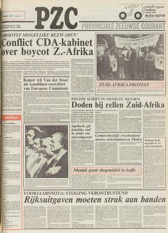 Provinciale Zeeuwse Courant 1980-06-18