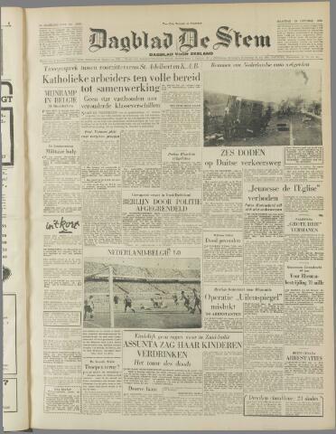 de Stem 1953-10-26