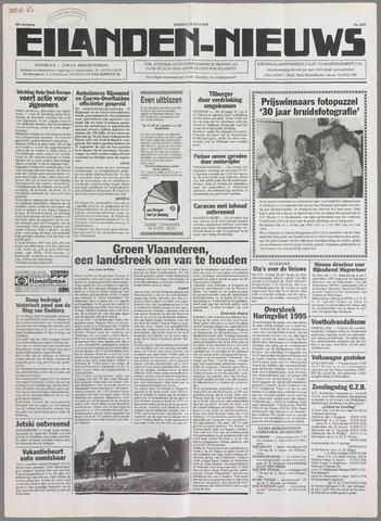 Eilanden-nieuws. Christelijk streekblad op gereformeerde grondslag 1995-07-25
