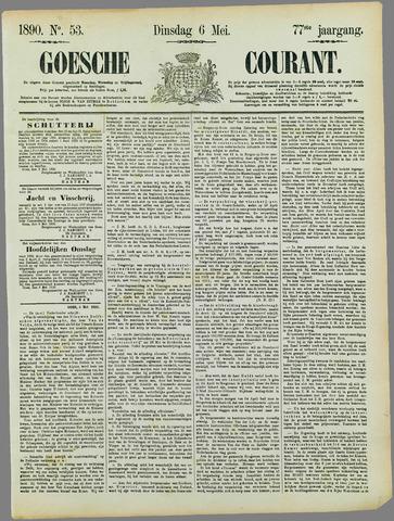 Goessche Courant 1890-05-06