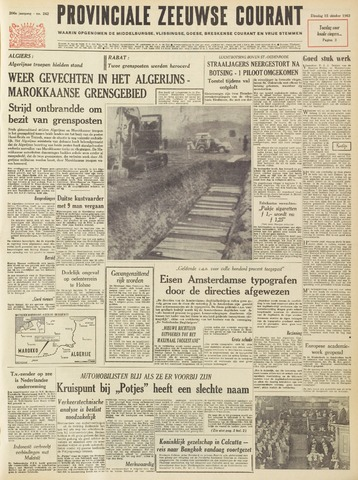 Provinciale Zeeuwse Courant 1963-10-15