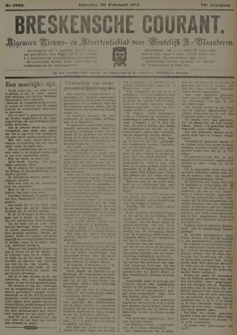 Breskensche Courant 1915-02-20