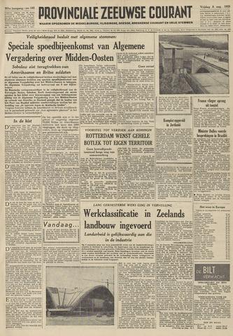 Provinciale Zeeuwse Courant 1958-08-08