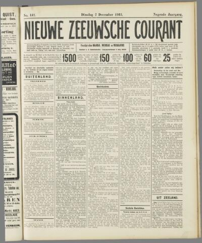 Nieuwe Zeeuwsche Courant 1913-12-02