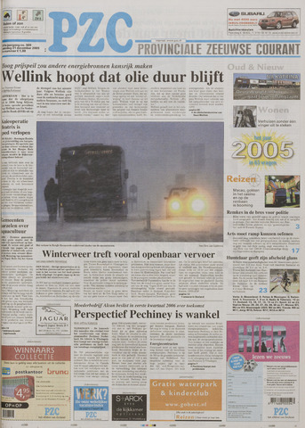 Provinciale Zeeuwse Courant 2005-12-31
