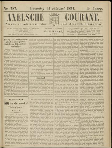 Axelsche Courant 1894-02-14