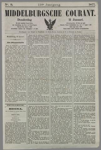 Middelburgsche Courant 1877-01-11