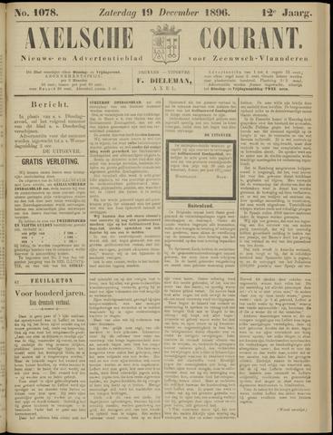 Axelsche Courant 1896-12-19