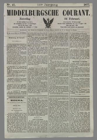 Middelburgsche Courant 1877-02-24