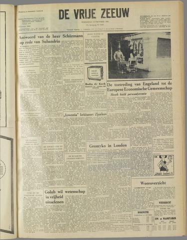 de Vrije Zeeuw 1961-10-11