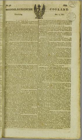 Middelburgsche Courant 1817-05-15