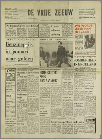 de Vrije Zeeuw 1973-12-28