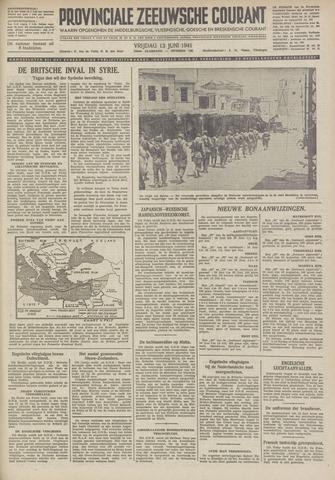 Provinciale Zeeuwse Courant 1941-06-13