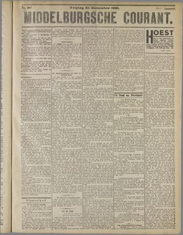 Middelburgsche Courant 1921-12-30